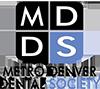 MDDS - Metro Denver Dental Society logo